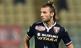 Torino quer vender Gastón Silva