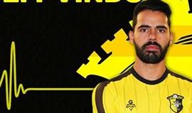Fafe: Fábio Pereira é reforço