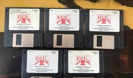 Doom II: Disquetes originais estão em leilão