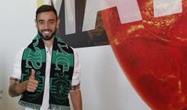 Cláusula de Bruno Fernandes estabelece novo recorde