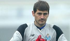 Casillas continua recetivo a ficar