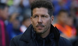 Atlético Madrid não mexe uma palha e isso pouco o afeta