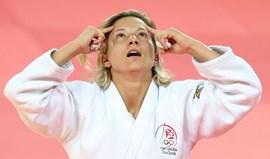 Telma Monteiro regressa para lutar