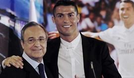 Florentino Pérez: «Cristiano Ronaldo não é um 'pesetero'»