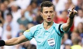 Benoît Bastien apita final entre Espanha e Alemanha