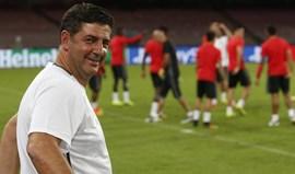 Bétis anuncia jogo particular com o Benfica