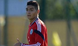 Oficial: Arango reforça Benfica