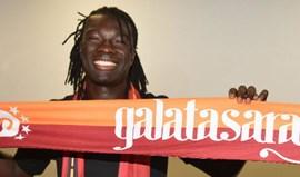 Gomis em Istambul para assinar pelo Galatasaray