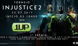 Lisboa acolhe torneio de Injustice 2