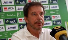 Mohamed é reforço para a equipa de Manuel Machado