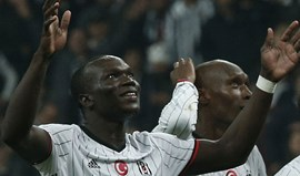 Aboubakar quer seguir no Besiktas