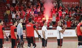 Hugo Santos reforça Benfica