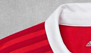 Benfica mostra primeiro detalhe da nova camisola
