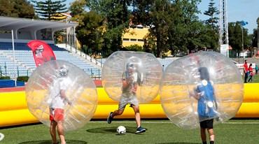 Record Challenge Park: Lisboa vive autêntica festa do desporto