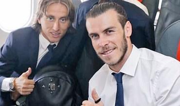Real Madrid sorri rumo a Cradiff