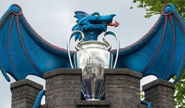 Em Cardiff já há um vencedor da Liga dos Campeões...