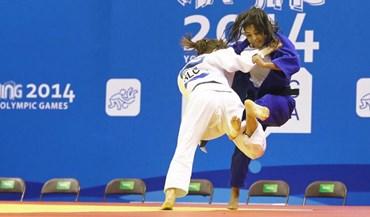 Maria Siderot conquista bronze no Open Europeu de Bucareste