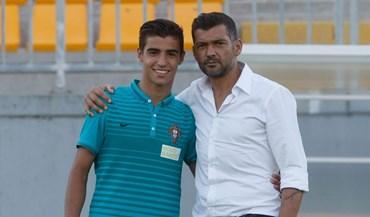 Sérgio Conceição: novo treinador do FC Porto e com filhos... em Benfica e Sporting