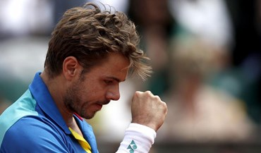 Wawrinka supera Murray e apura-se para a final