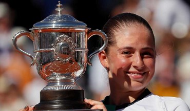 Jelena Ostapenko vence Roland Garros