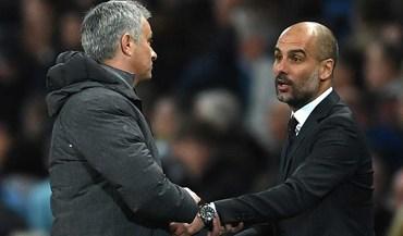 Jogador das águias gera 'guerra' entre Mourinho e Guardiola