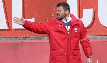 Filipe Cândido volta ao Sousense