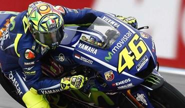 GP da Holanda: Rossi acaba com seca de um ano e Dovizioso assume liderança