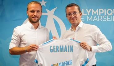 Valère Germain é reforço do Marselha