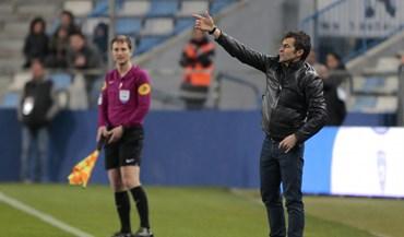 Rui Almeida deixa Bastia