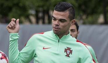 Besiktas desiste de Pepe