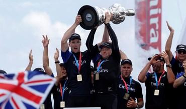 Taça América: Emirates Team New Zealand vence 35.ª edição