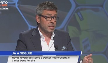Francisco J. Marques: «Estamos perante o maior escândalo do futebol português»