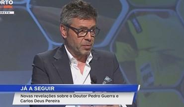 Francisco J. Marques acusa Benfica de recorrer a bruxaria