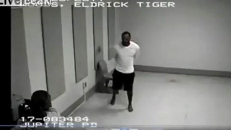 Há novas imagens da noite da detenção de Tiger Woods