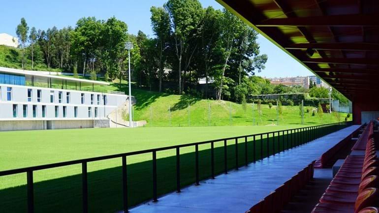 Assim está a nascer a Cidade Desportiva do Sp. Braga