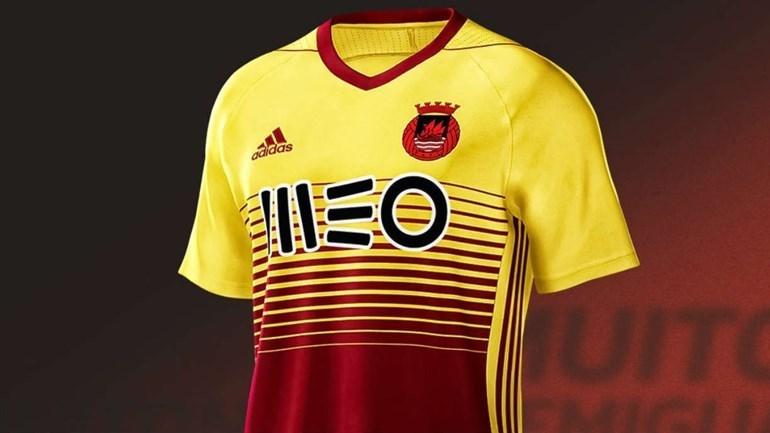 As camisolas dos clubes portugueses já conhecidas para 2017/18