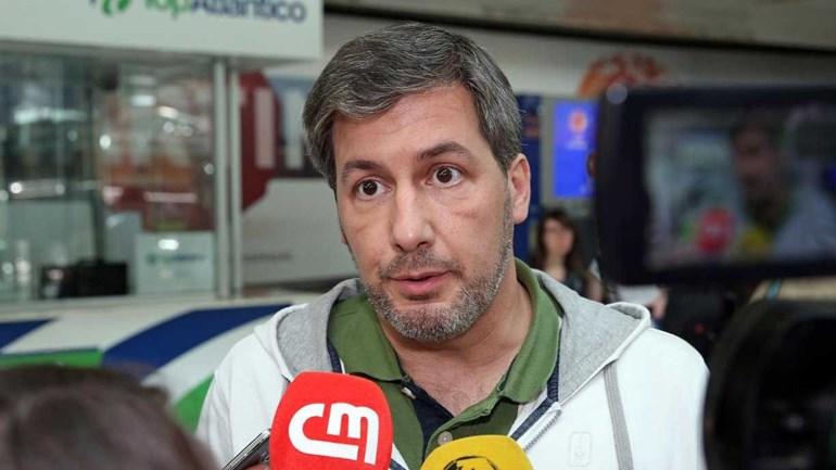 Bruno de Carvalho irónico: «Deve ser de algum gravador aí escondido»