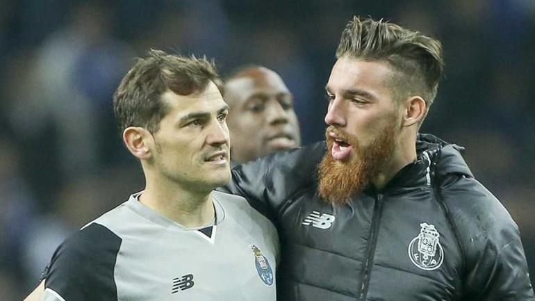José Sá diz estar pronto para assumir a baliza do FC Porto