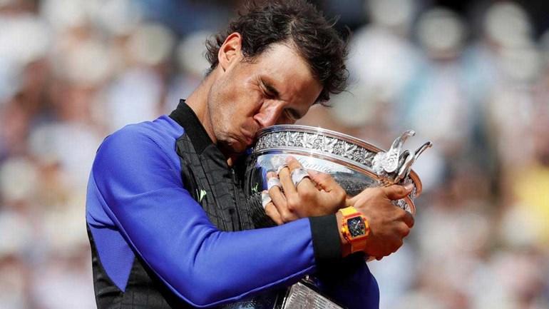 Nadal conquista Roland Garros pela 10.ª vez