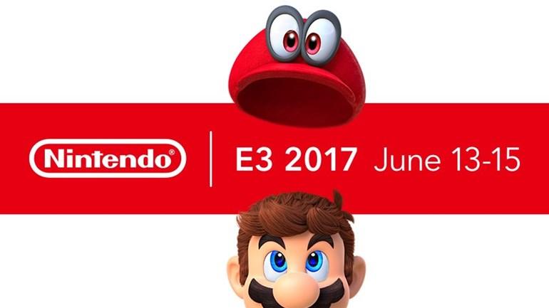 Nintendo apresenta novos títulos para a Switch
