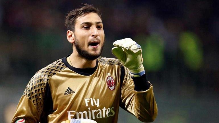 Donnarumma rejeita prolongação de contrato com Milan