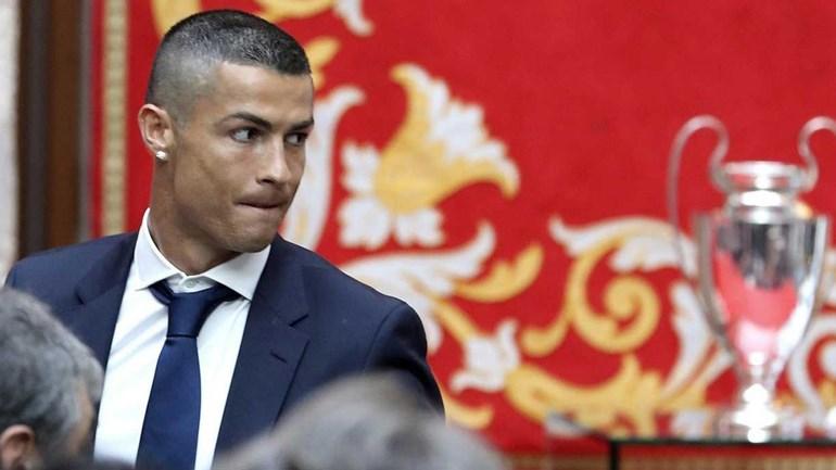 Cristiano Ronaldo já não volta a Madrid