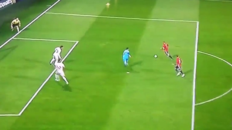 Asensio marcou um golo de fazer levantar o estádio