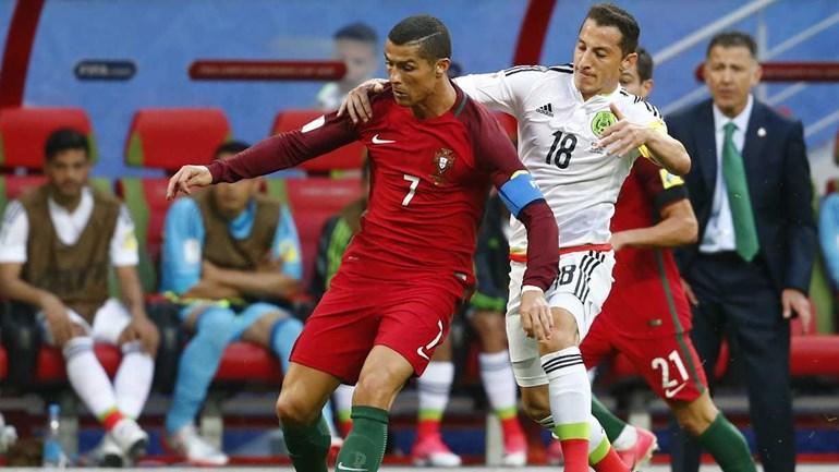 Os jogadores portugueses um a um: Foi pouco Portugal