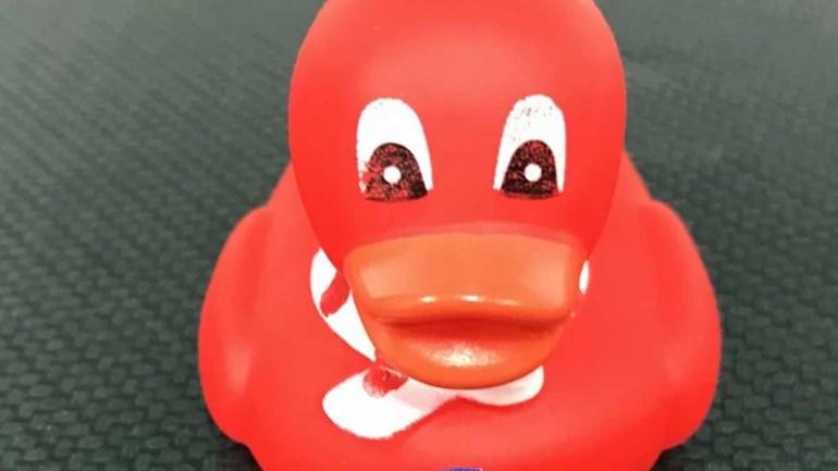 O que é que este pato tem a ver com o Bayern Munique e... Cristiano Ronaldo?