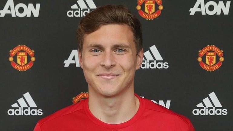 Lindelöf deixa mensagem aos adeptos do Manchester United