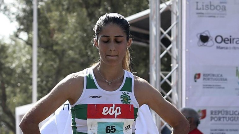 Sara Moreira na incerteza de poder representar Portugal no Europeu de equipas