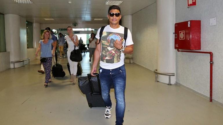 Junior comprou Teo Gutiérrez por 2,5 milhões de euros