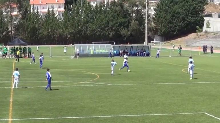 Fair play dos 'miúdos' do Celta de Vigo ofereceu golo de bandeja ao FC Porto