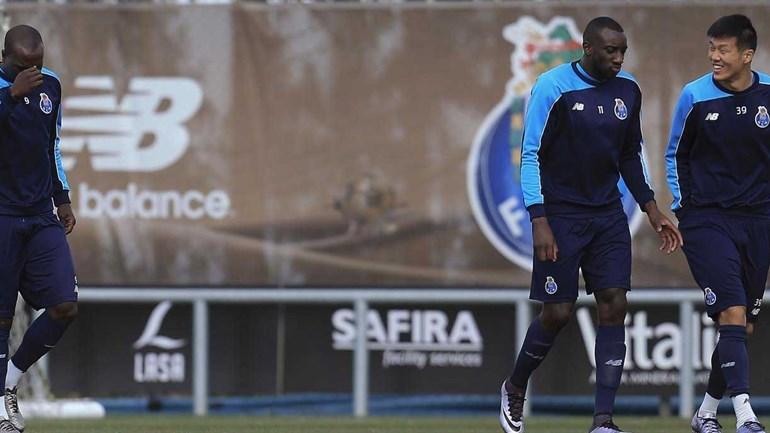 A situação dos 7 avançados que lutam para ficar no plantel do FC Porto